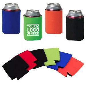 12 Oz. Neoprene Can Cooler Sleeve