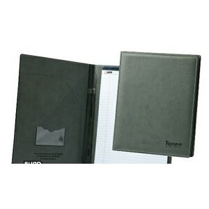 Euro Padfolio w/Euro Liner & Pocket (Junior)